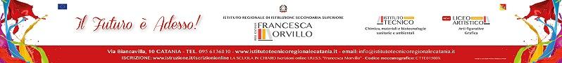 Istituto Regionale d'Istruzione Secondaria Superiore – Liceo Artistico – FRANCESCA MORVILLO